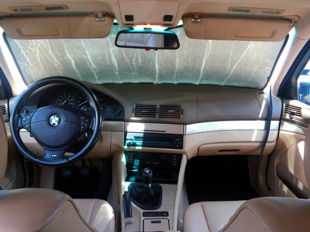 this one seems better than the average 13 year old bmw in the interior the seat leather doesn t look like a dried fig or the parchmenty translucent skin of  [ 1024 x 768 Pixel ]