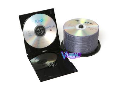 Gambar Hardware Penyimpanan Komputer CD/DVD