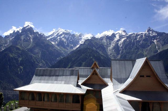 kinnaur District - Himachal Tourist Places To Visit
