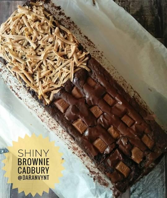 Brownies Panggang Lembut Manis Bikin Nagih Resep Kuliner