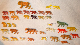 Britains Animals; Britians Tigers; Flocked Tiger; Hong Kong Tigers; Plastic Toy Tigers; Tiger; Tiger Toys; Tigers; Toy Tigers;