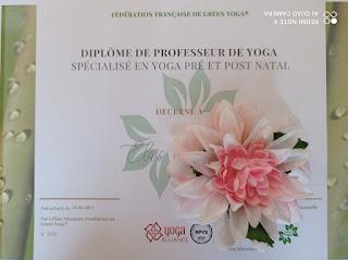 Yoga prénatal postnatal rennes tour d'Auvergne Elaïs Livingston, méthode, Bernadette, de Gasquet