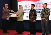 Wagub Apresiasi 16 Badan Publik Penerima Anugerah Keterbukaan Informasi Publik