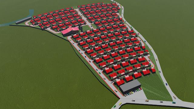 tanah kavling atau perumahan