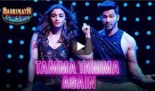 Alia and Varun new song Tamma Tamma Best Hindi movie Badrinath Ki Dulhaniya Song