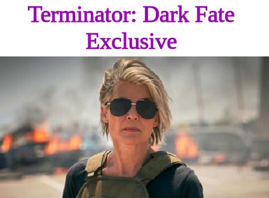 Terminator: Dark Fate Reveals Big Changes to Terminator Universe: Featuring Return of Arnold Schwazenegger , Linda Hamilton and James Cameron as Producer