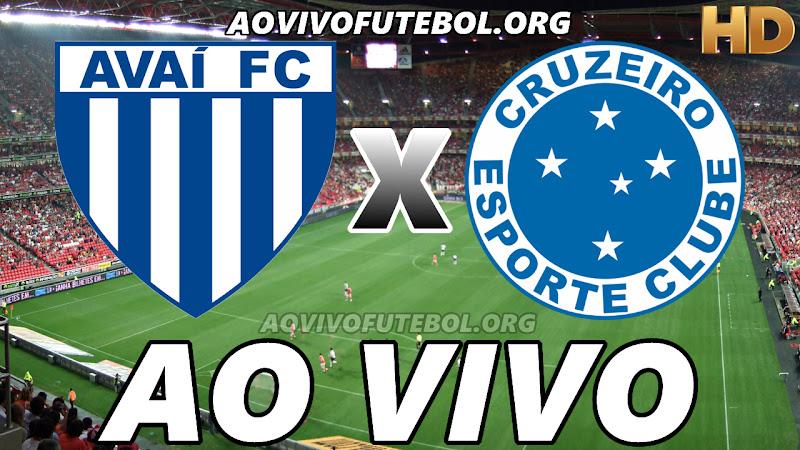 Assistir Avaí vs Cruzeiro Ao Vivo HD