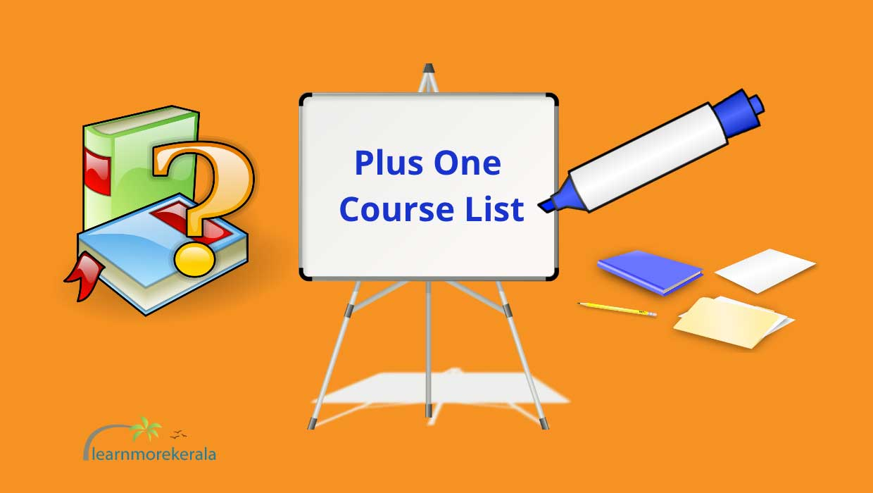 plus one course list