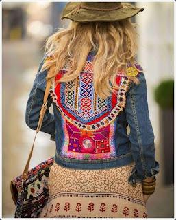 Elişi Elbise Modelleri - Moda Tasarım 23
