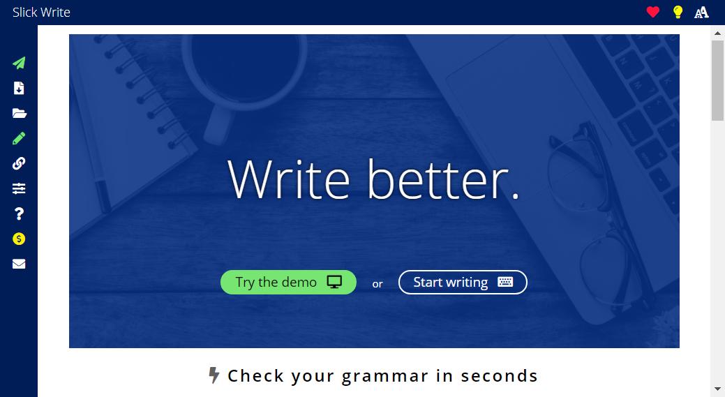 Slick Write Tool