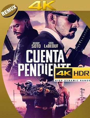 El Recolector  (Cuenta Pendiente)  (2020) 4k Remux SDR Latino  [GoogleDrive] [tomyly]