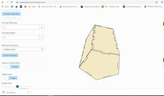 Designing my enclosure in MakerCase