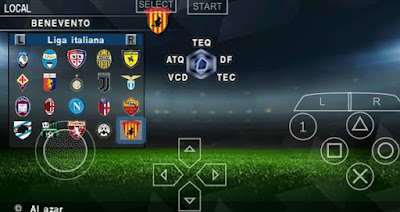 Download PES 2018 PSP ISO + Save Data Full Transfer UPDATE