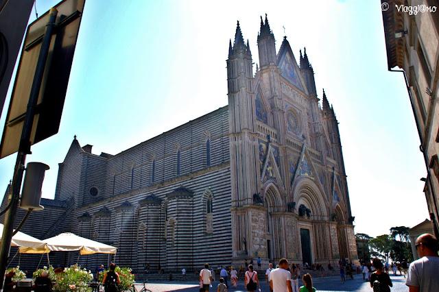 Il Duomo è il capolavoro gotico-romanico di Orvieto