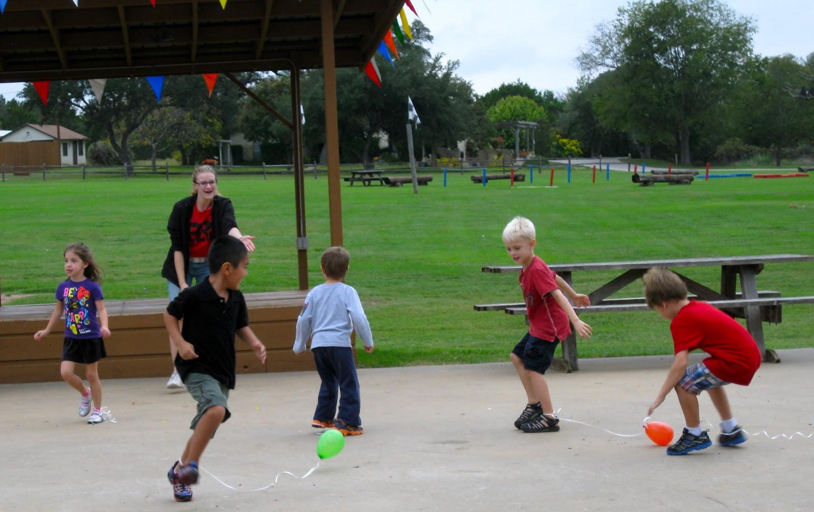 Balloon Tag: Keitha's Chaos: Reunion Ranch