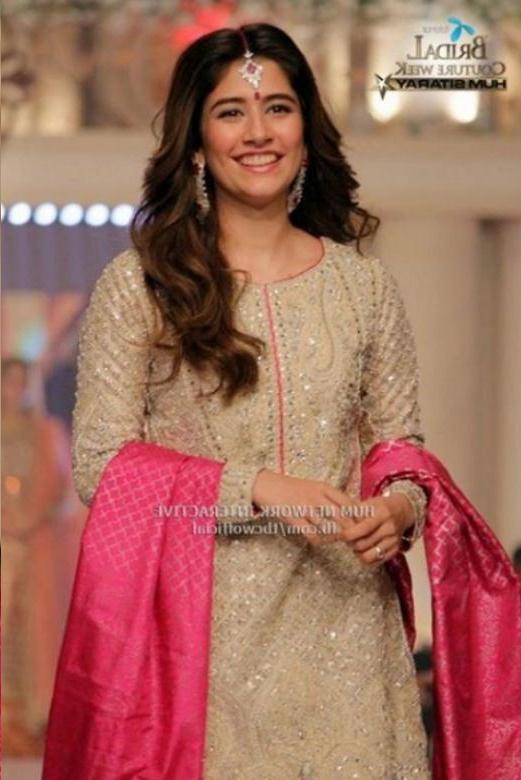Pakistani latest fashion dresses pictures