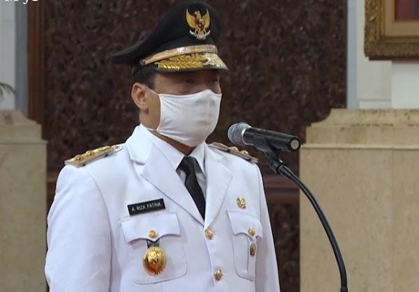 Waketum Gerindra Minta Riza Patria Siap-siap jadi Pejabat Sementara Gubernur DKI Gantikan Anies