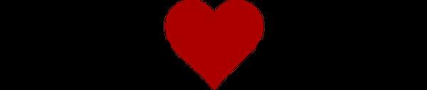 free digital heart scrapbooking embellishment + printable ...