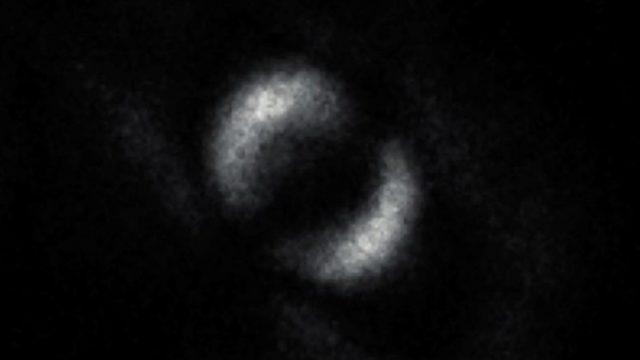 Imagem do emaranhamento quântico é capturada pela primeira vez na história