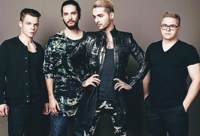 Tokio Hotel vem ao Brasil com sua turnê Melancholic Paradise