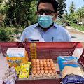 Pemerintah Desa Ratatotok Selatan Berikan Bantuan Sembako Bagi Warga Isoman