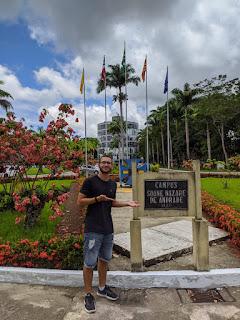 Luís Guilherme aprovado em Economia na UESC