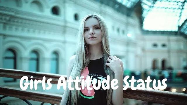 [Stylish] 200+ Girls Attitude Status in Hindi 2021