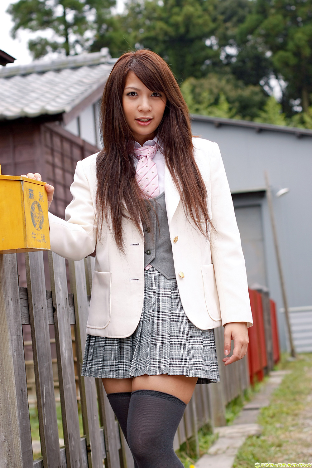Tiffany Japanese Sexy Girl Sexy Japanese School Girl -3542
