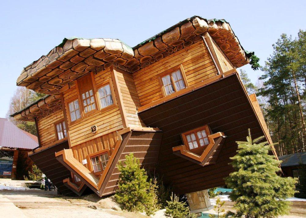 Contoh Desain Rumah Unik Keren