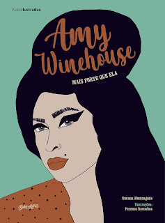 livro amy winehouse