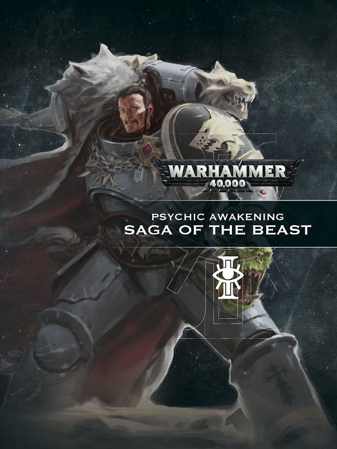 [Free Reads] Psychic Awakening: Saga of the Beast By Games Workshop PDF eBook Download
