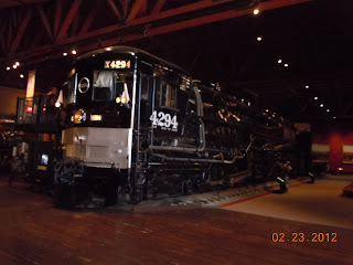 southern pacific 4294 locomotive