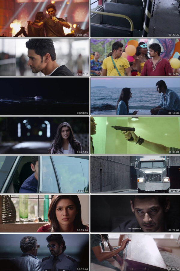 Download 1  Nenokkadine 2014 UNCUT Dual Audio ORG Hindi 720p BluRay 1.4GB DD5.1Ch ESubs movie