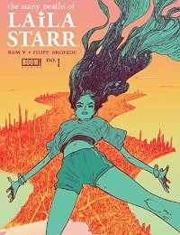 Read The Many Deaths of Laila Starr comic online