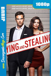 Estafadores (Lying and Stealing) (2019) HD 1080p Latino