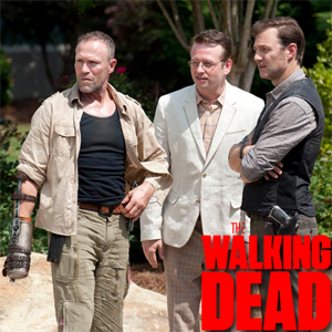 "The Walking Dead Temporada 3: Episodio 3x03 ""Walk with me"" review"