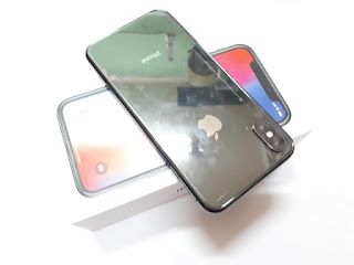 iPhone X 256GB Seken Space Gray Mulus Fullset