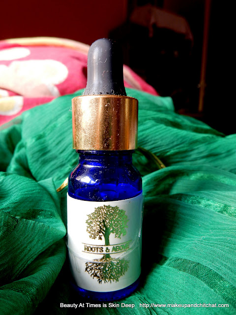 Roots and Above Lemon Essential Oil