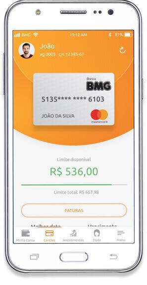 Conta BMG Digital Grátis