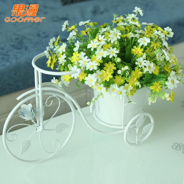 Hình ảnh xe đạp hoa quà tặng mini đẹp tặng người yêu