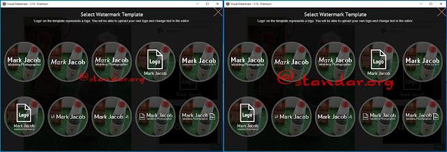 Review : Visual Watermark, Software Watermark Terbaik Versi standar.org-3