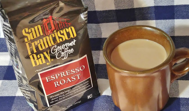 mornings need coffee try SF Bay Gourmet #giveaway