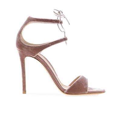 Gianvito Rossi Spring Summer 2016 Shoes  Darcy Double strap sandal on stiletto heel