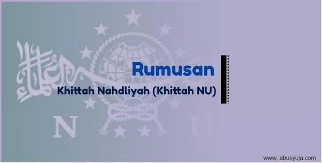 https://www.abusyuja.com/2021/02/rumusan-khittah-nu-nahdliyah.html