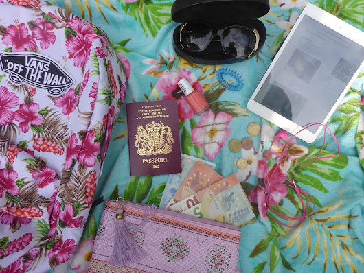 What's Inside My Travel Bag