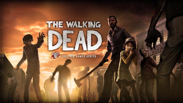 The Walking Dead Season One 1.20 Full Apk + Data (All GPU)