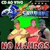 Cd (Ao Vivo) Pop Saudade 3D No Mauros 18/09/2016 - Dj Paulinho Boy
