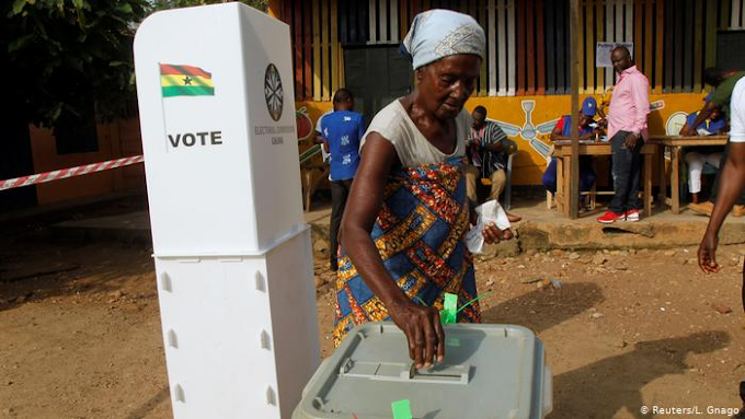 Ghana goes to the polls today