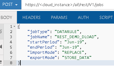 More to life   : EPM Cloud – Recent Web service and Groovy
