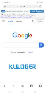 cara membuka situs dewasa lewat android